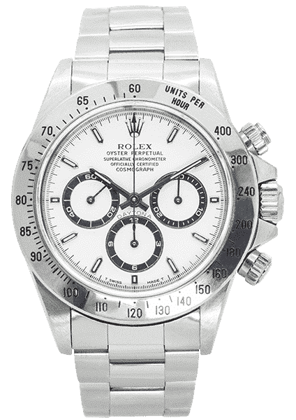 Rolex Oyster Perpetual Zenith Daytona Stainless Steel 16520