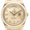 Rolex Oyster Perpetual Day-Date 2 Yellow Gold 218238