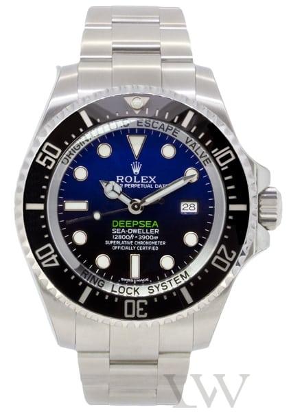 Rolex Oyster Perpetual Deepsea Deep Blue 116660