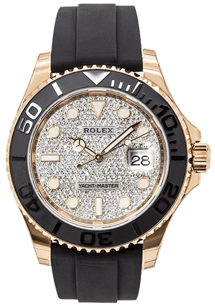 Rolex Oyster Perpetual Yacht-Master 40 Rose Gold 116655