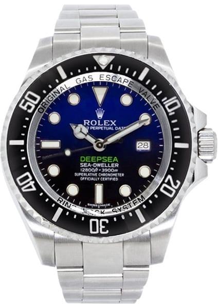 Rolex Oyster Perpetual Deepsea Deep-Blue 116660