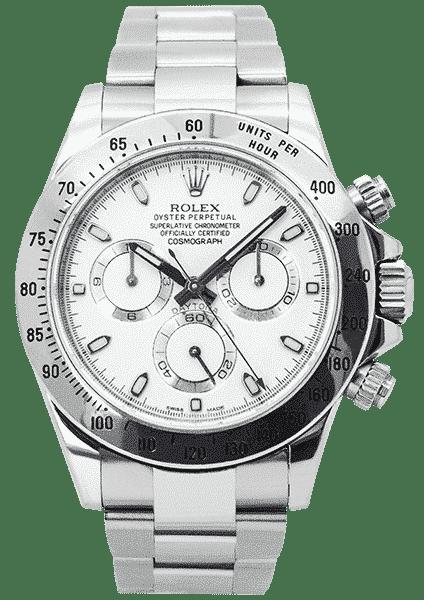 "Rolex Oyster Perpetual Daytona ""APH Chromalight Dial"" 116520"