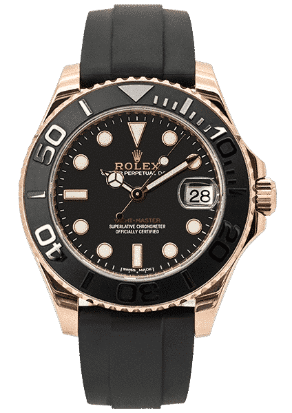 Rolex Oyster Perpetual Yacht-Master 37mm Rose Gold 268655