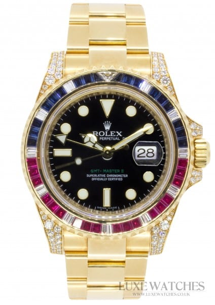 Rolex Oyster Perpetual GMT-Master II 116758 SARU