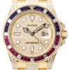 Rolex Oyster Perpetual GMT-Master II Yellow Gold 116758SARU