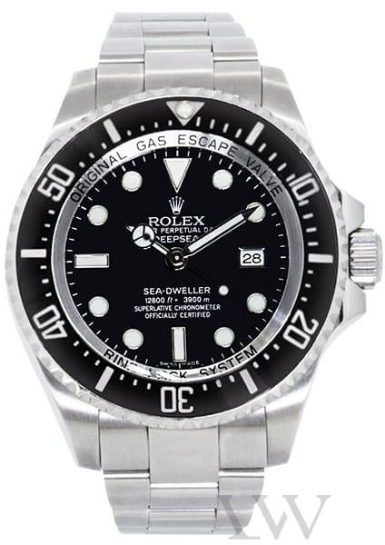 Rolex Oyster Perpetual Deepsea Sea-Dweller 116660