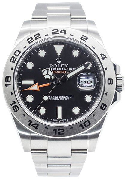 Rolex Oyster Perpetual Explorer II Stainless Steel 216570
