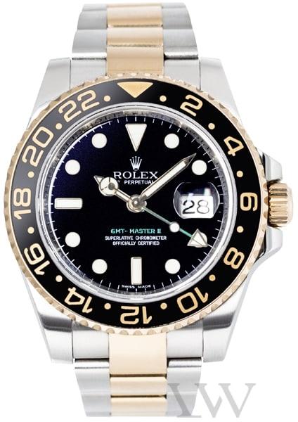 Rolex Oyster Perpetual GMT-Master II Bi-metal 116713LN