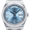 Rolex Oyster Perpetual Day-Date 2 Platinum 218206