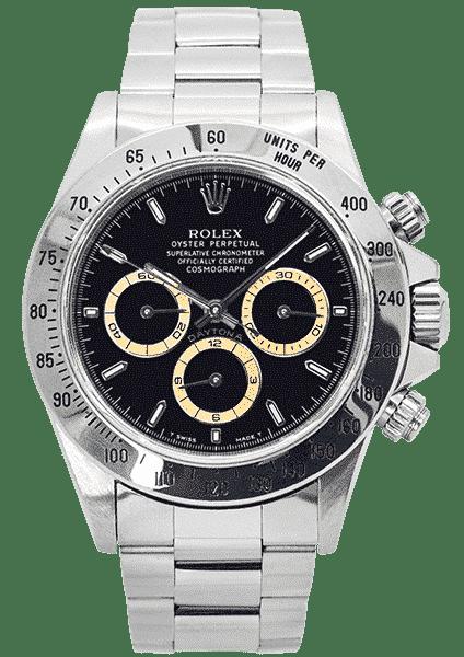 "Rolex Oyster Perpetual Zenith Daytona ""Patrizzi Dial"" 16520"