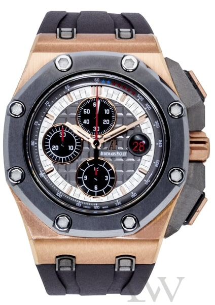 Royal Oak Offshore Michael Schumacher Limited Edition 26568OM.OO.A004CA.01