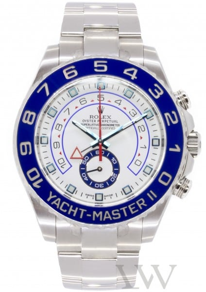Rolex Oyster Perpetual Yacht-Master II Stainless Steel 116680