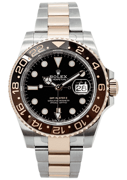"""Rolex Oyster Perpetual GMT-Master II """"Root-Beer"""" 126711CHNR"""