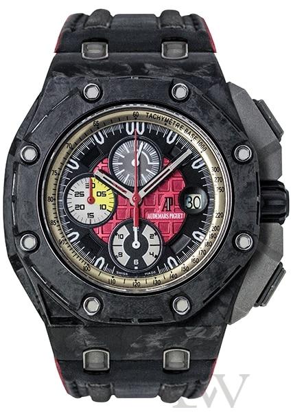 Audemars Piguet Royal Oak Offshore Grand Prix Carbon Chronograph 26290IO.OO.A001VE.01