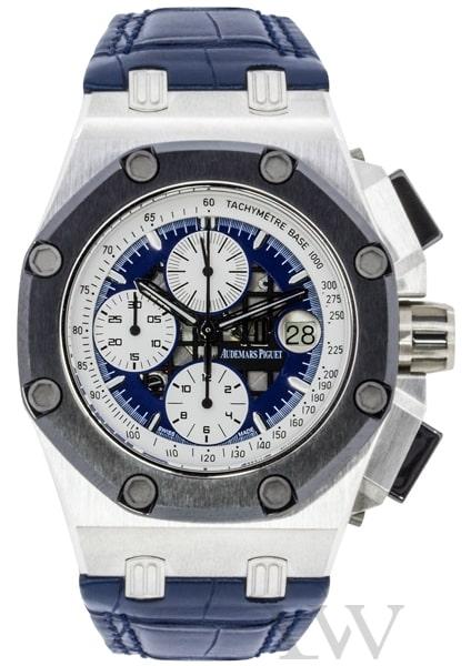 Audemars Piguet Royal Oak Offshore Rubens Barrichello II Platinum 26078PO.OO.D018CR.01