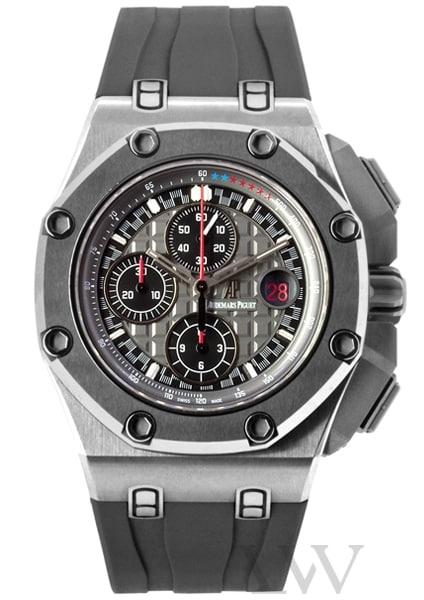 Audemars Piguet Royal Oak Offshore Titanium Michael Schumacher 26568IM.OO.A004CA.01