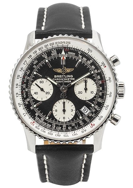 Breitling Navitimer GMT Stainless Steel Ref. A23322