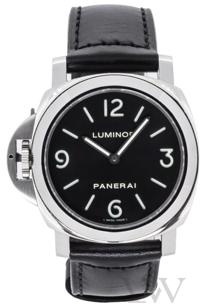 "Panerai Luminor ""Lefty"" PAM00219"