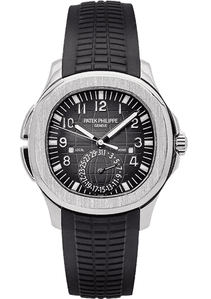 Patek Philippe Aquanaut Travel Time Stainless Steel 5164A-001