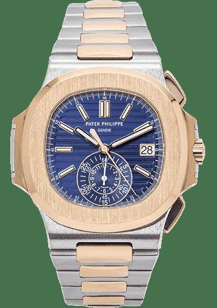 Patek Philippe Nautilus Chronograph Ref. 5980/1AR-001