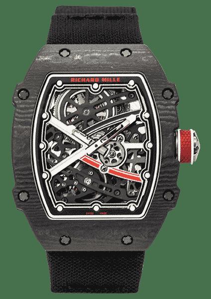 "Richard Mille RM 67-02 ""Sebastian Ogier"" Automatic Extra Flat"