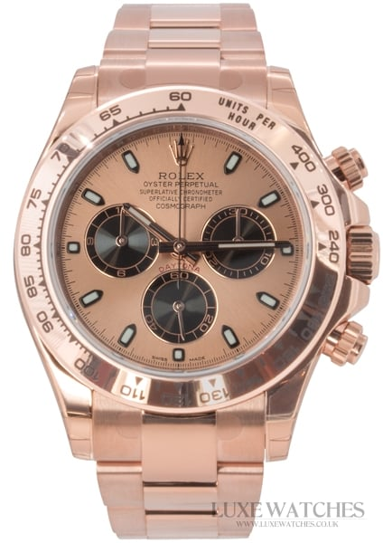 Rolex Oyster Perpetual Cosmograph Daytona 116505