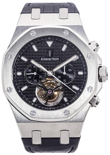 Audemars Piguet Royal Oak Tourbillon Chronograph Stainless Steel 25977ST.OO.D002CR.01