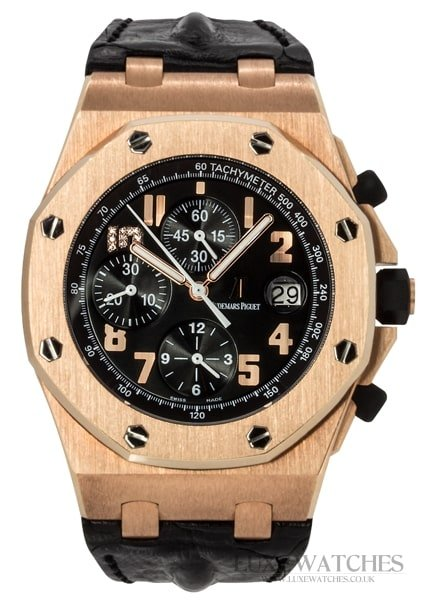 Audemars Piguet Royal Oak Offshore Rose Gold 26055OR.OO.D001IN.01 Jay-Z 10th Anniversary