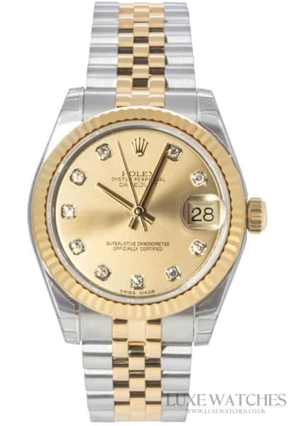 Rolex Oyster Perpetual Datejust 178273
