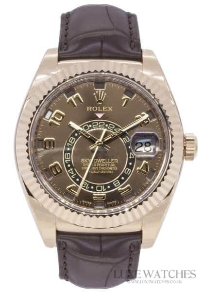 Rolex Oyster Perpetual Sky Dweller