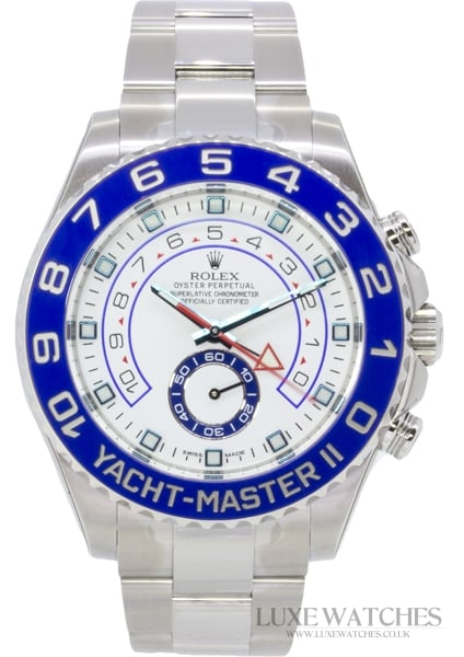 Rolex Oyster Perpetual Yacht-Master II Stainless Steel