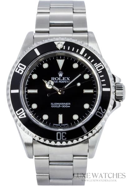 Rolex Oyster Perpetual Submariner Non Date