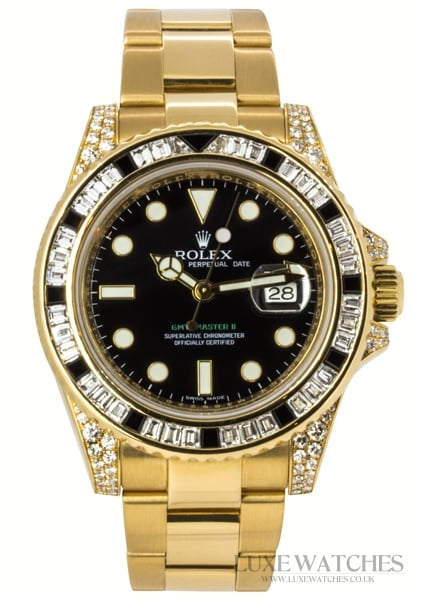 Rolex Oyster Perpetual GMT-Master II 116758 SANR