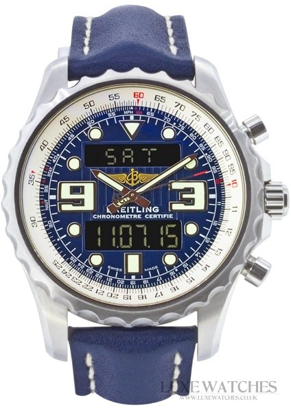 Breitling Chronospace Stainless Steel A78365