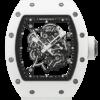 "Richard Mille RM 055 ""Bubba Watson"" White Edition AM Ti"