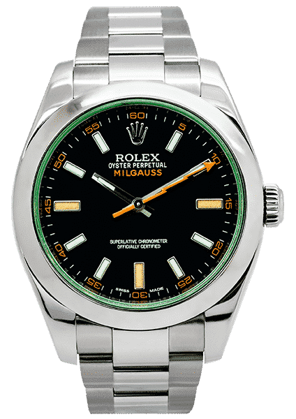 Rolex Oyster Perpetual Milgauss Stainless Steel 116400GV