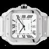 Cartier Santos de Cartier Large Automatic Men's Watch