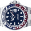 """Rolex Oyster Perpetual GMT-Master II White Gold """"Pepsi"""" 116719BLRO"""