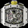 RM 11 03 Titanium Felipe Massa Flyback Chronograph