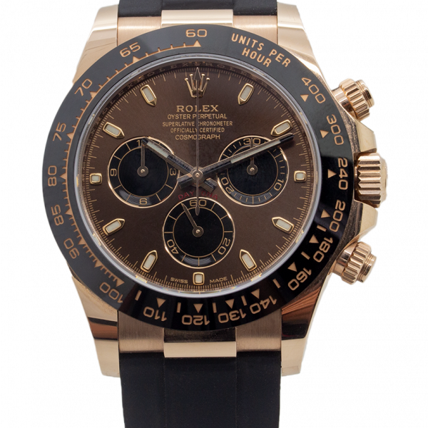 Rolex Oyster Perpetual Cosmograph Daytona Rose Gold 116515LN