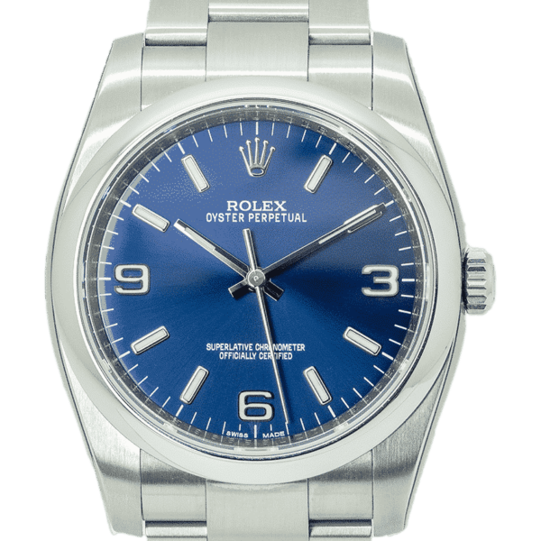 Rolex Oyster Perpetual 36mm Stainless Steel 116000