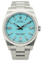Rolex Oyster Perpetual 36mm Stainless Steel 126000