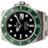 """Rolex Oyster Perpetual Submariner """"Kermit"""" Stainless Steel 126610LV"""