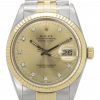 Rolex Oyster Perpetual Datejust 36 Bi-metal 16013