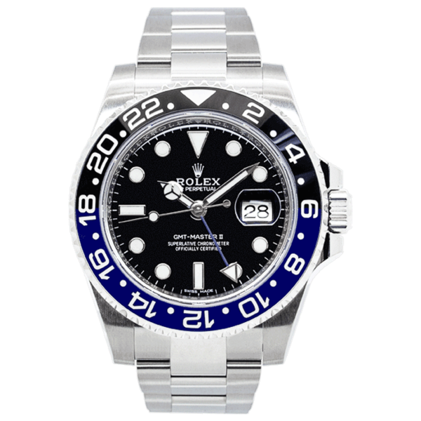 "Rolex Oyster Perpetual GMT-Master II ""Batman"""