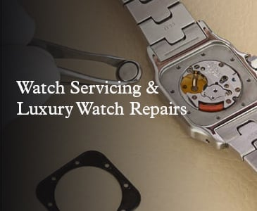 Watch Servicing and Luxury Watch Repairs