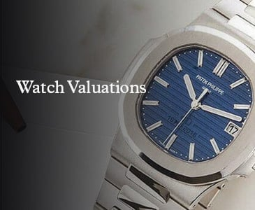 Watch Valuations