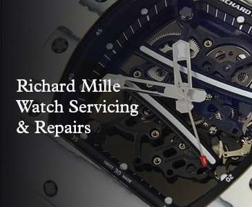 Richard Mille Watch Servicing and Repairs