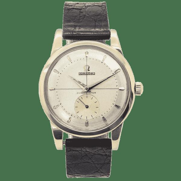 18ct Omega Chronometer Automatic Ref 2519