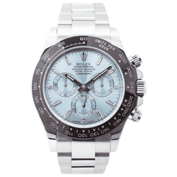Rolex Oyster Perpetual Cosmograph Daytona Platinum 116506